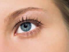 глаз, hospital, blue