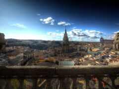 toledo, город, landmark