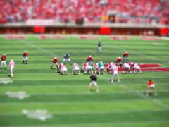 football, game, tilt
