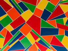multicolor, абстракция, Мозаика