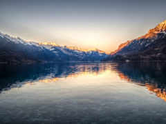 озеро, rgb, desktop