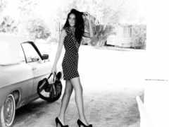 эмануэла, паула, платье
