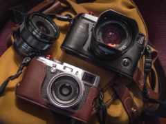 фотоаппарат, картинка, tech