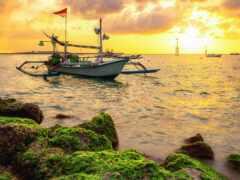 bali, день, indonesia