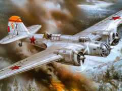 сб2м-100а, война