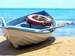 лодка, sudak, snastit