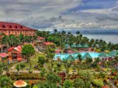 resort, virginia, batangas