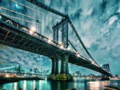 bridge, new