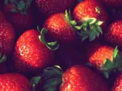 еда, ягода, экран