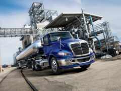 международный, truck, серия