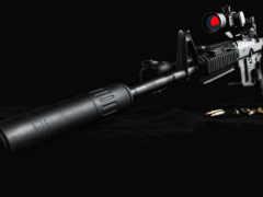 m16a3 rifle