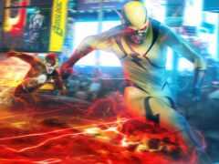 flash, reverse, comics
