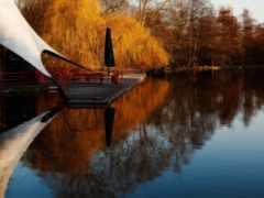 reflections, lake,