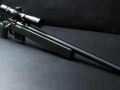 винтовка, снайпер, optics  M40 sniper rifle