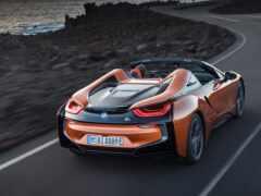 roadster, оранжевый, car