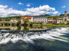 arco, река, португалия