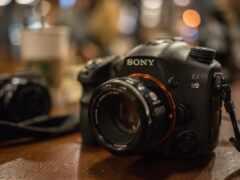 sony, фотоаппарат, бренд