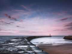 pier, mac, lighthouse