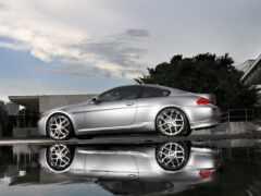 silver, car, отражение