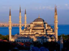 турции, mosque, sultan