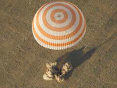 парашютный, космос, открыть