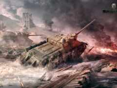 танк, world, game