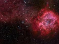 розетка, nebula, cosmos