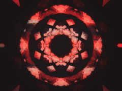 fractal, glitch, art