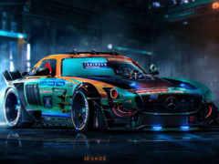 sports car racing, классный