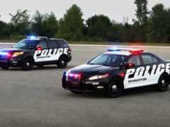 автомобиль, полиция