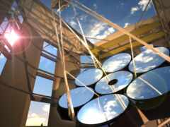 telescope, зеркало, magellan