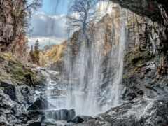 водопад, awesome