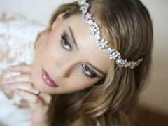 макияж, глаз, свадебный
