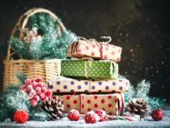 christmas, decoration, торт