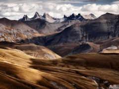 природа, красивые, горы