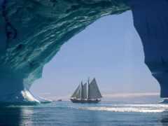 journey, море, корабль