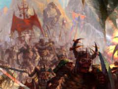 скелеты, армия, зомби