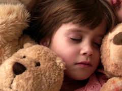 сон в плюшевых медведях