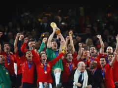 испании, футбол