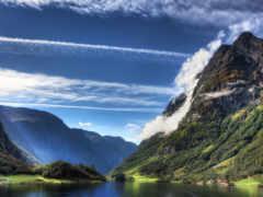 норвегия, именно, лыжников