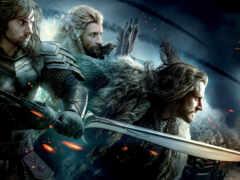 hobbit, пять, битва