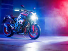 мотоцикл, обнаженная, модель