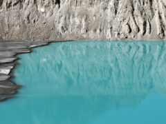 гималаи, aquamarine, природа