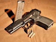 пистолет, glock, пистолеты