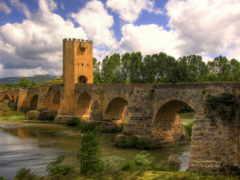 puente, españa, pantalla