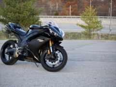 мотоцикл, vehicle, yamah