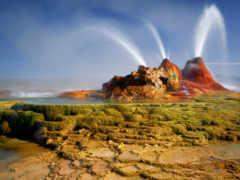 блэк, rock, пустыня