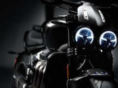 triumph, rocket, мотоцикл