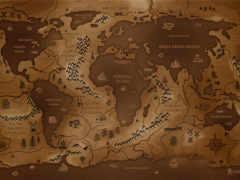 map, мира, карты Фон № 154947 разрешение 2560x1600