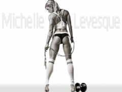 фитнес, спортивные, модель